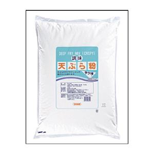 調味天ぷら粉サク味(揚色:白色) 10kg