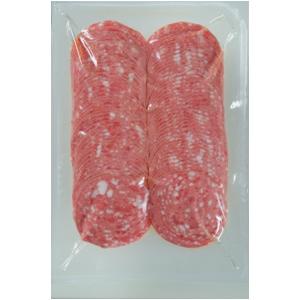 ソフトサラミ(スライス)500g冷凍(10袋セット)