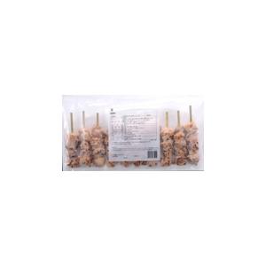 炭火焼鳥モモ串(素焼き)40g 冷凍(120本セット)