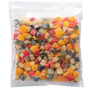 彩り野菜ミックス 500g 冷凍 (10袋セット)