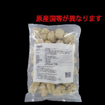 【リニューアル】鶏モモ竜田揚げ1kg冷凍(6袋セット)【原産国等異なります】
