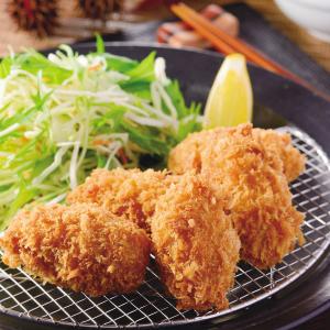 カキフライ(大) 冷凍 (160ケセット)
