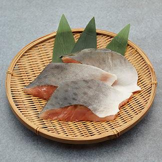 仕込み素材 サーモン切身 冷凍 (80切セット)