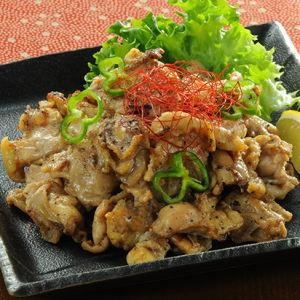 鶏ハラミ(炭火焼) 1kg 冷凍(6袋セット)