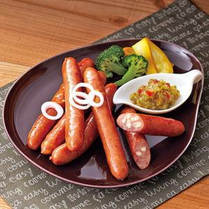 チーズ入りソーセージ500g冷凍(10袋セット)