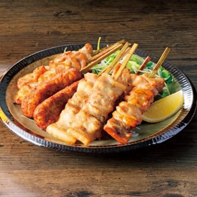 豚バラ串(素焼き)冷凍(200本セット)