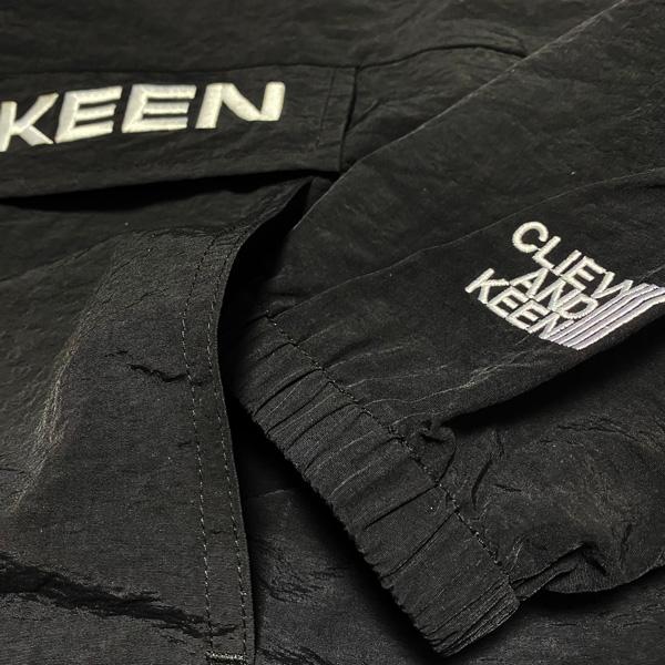 C&K:CLIEVY AND KEEN 上をみたらキリがないが、キャンプに適した素材で作ったパーカー