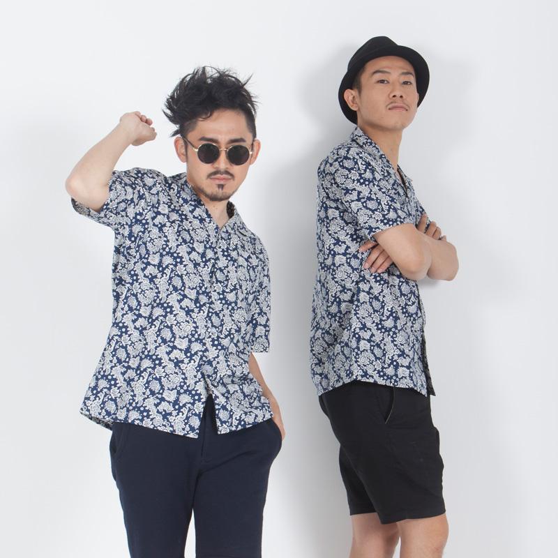 C&K:いつでも着れるC&Kシャツ