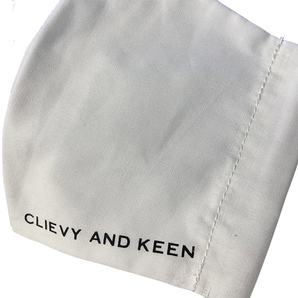 C&K:CLIEVY AND KEEN 立体布マスク(おとな用)