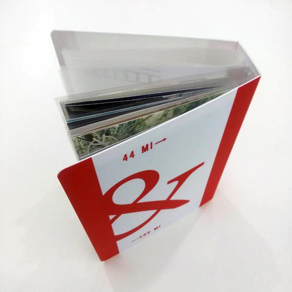 C&K:年賀状ホルダー2(ポストカードファイル)