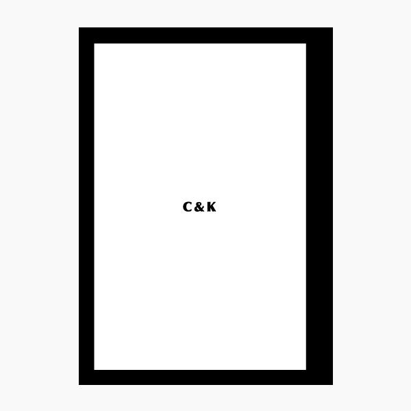 C&K:C&Kスケジュール帳2020