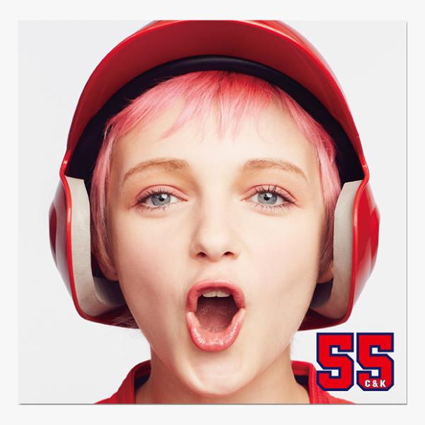 C&K:「55」通常盤(CD)