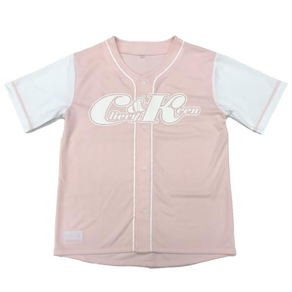 C&K:10周年ベースボールシャツ