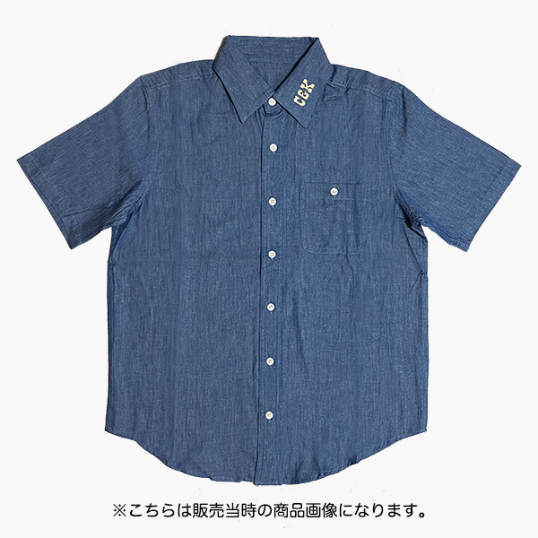 C&K:C&K デニムシャツ