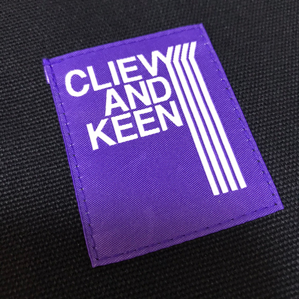 C&K:CLIEVY AND KEEN タグトートバッグ