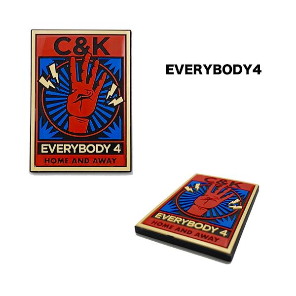 C&K:C&K ラバーステッカー