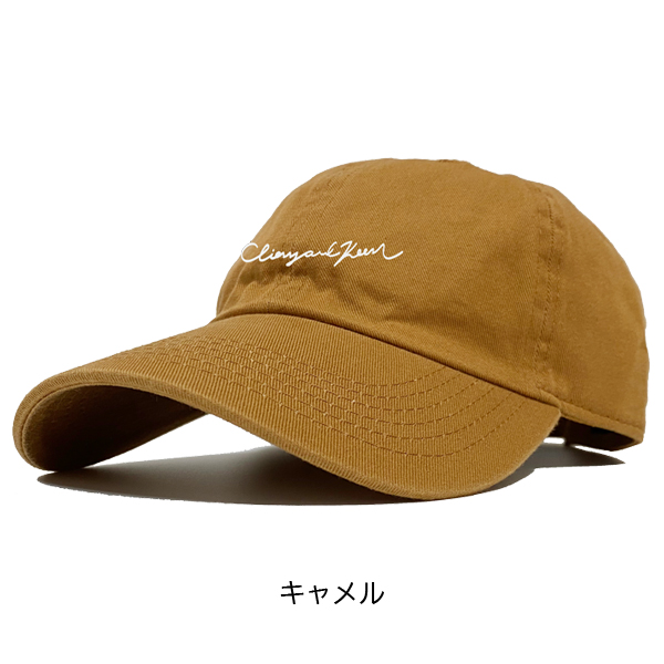 C&K:Clievy and Keen 浅めキャップ