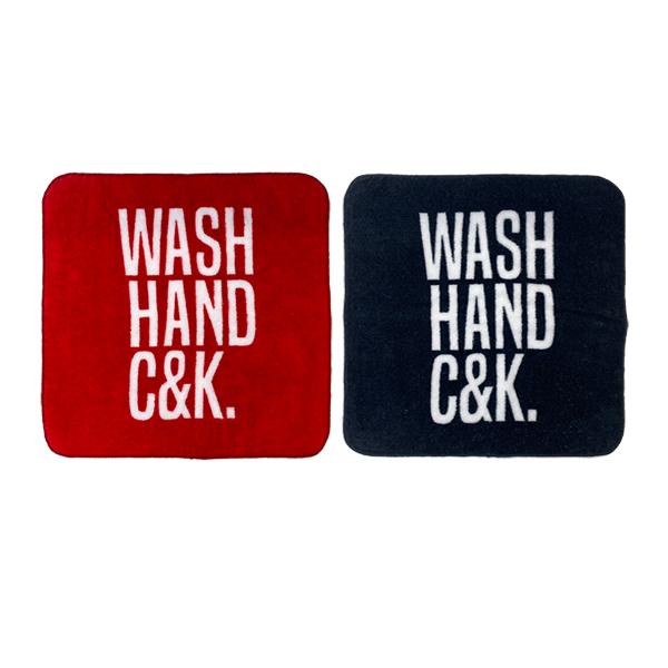 C&K:C&K ウォッシュハンドタオル