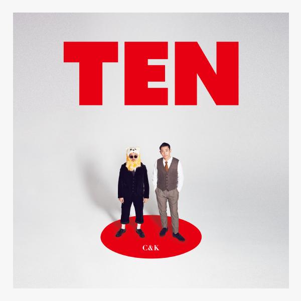 C&K:「TEN」通常盤(CD)