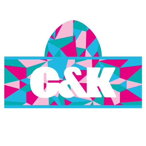 C&K:C&K フード付きタオル