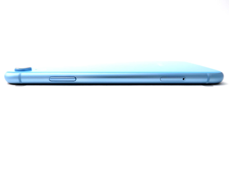 複数出品【SIMフリー】iPhoneXR 128GB Sランク未使用 ブルー[電池状態100%]