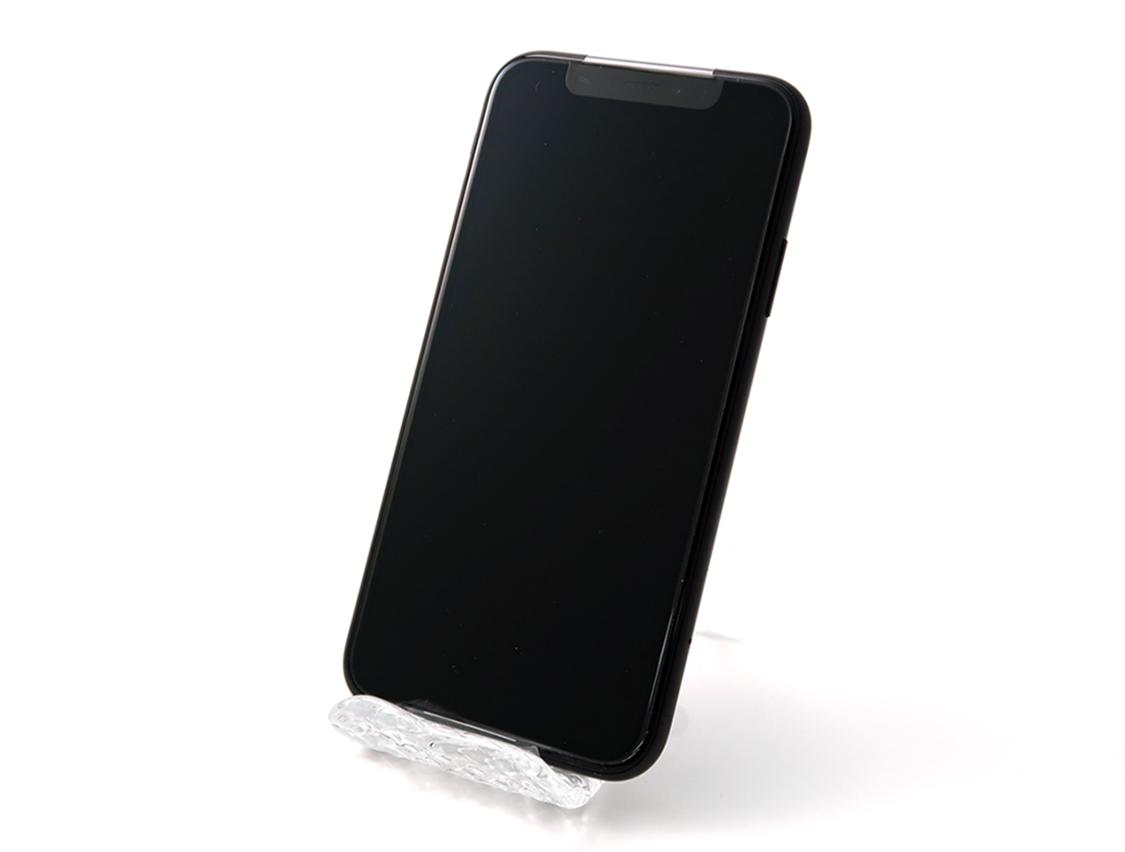 未使用品 iPhoneXR 64GB ブラック [国内版SIMフリーモデル]