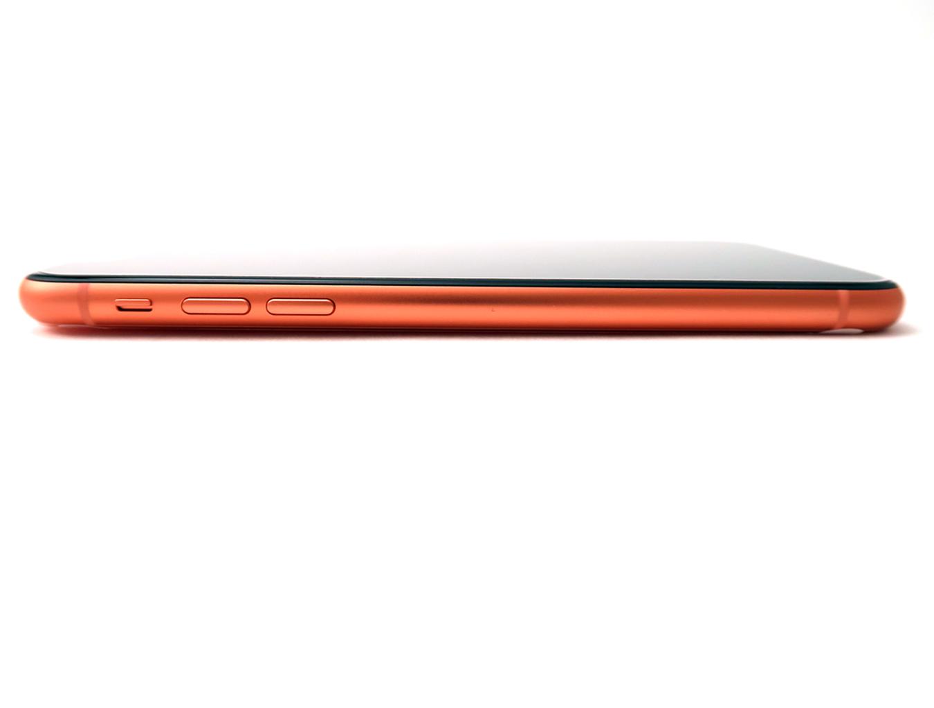 複数出品【SIMフリー】iPhoneXR 64GB Sランク未使用[電池状態100%]コーラル