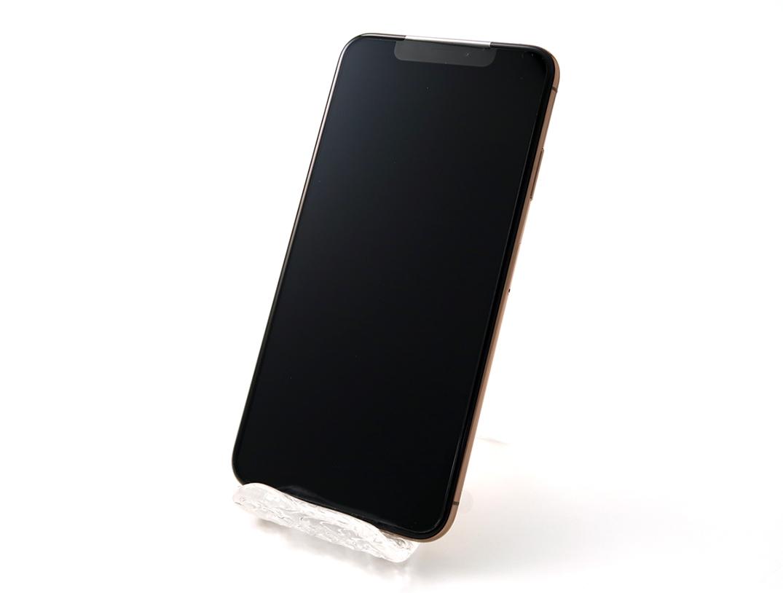 未使用品 iPhoneXS Max 512GB ゴールド [国内版SIMフリーモデル]
