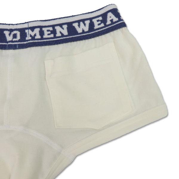 GMW ミニカップヒートウォームボクサー off-white