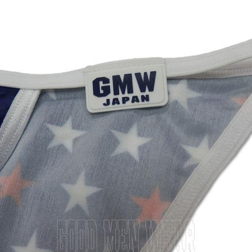 GMW ブーストミニカップスターptビキニ navy