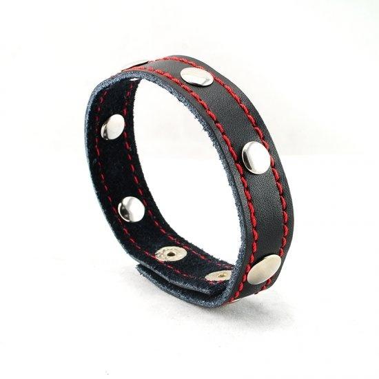 Leather Ring アジャスター付き