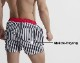 Men's Boxer swim wear (WHITE)