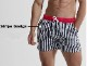 Men's Boxer swim wear (RED)