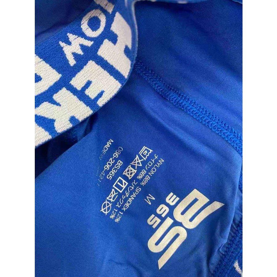 BS365 ソリッドボクサー ブルー