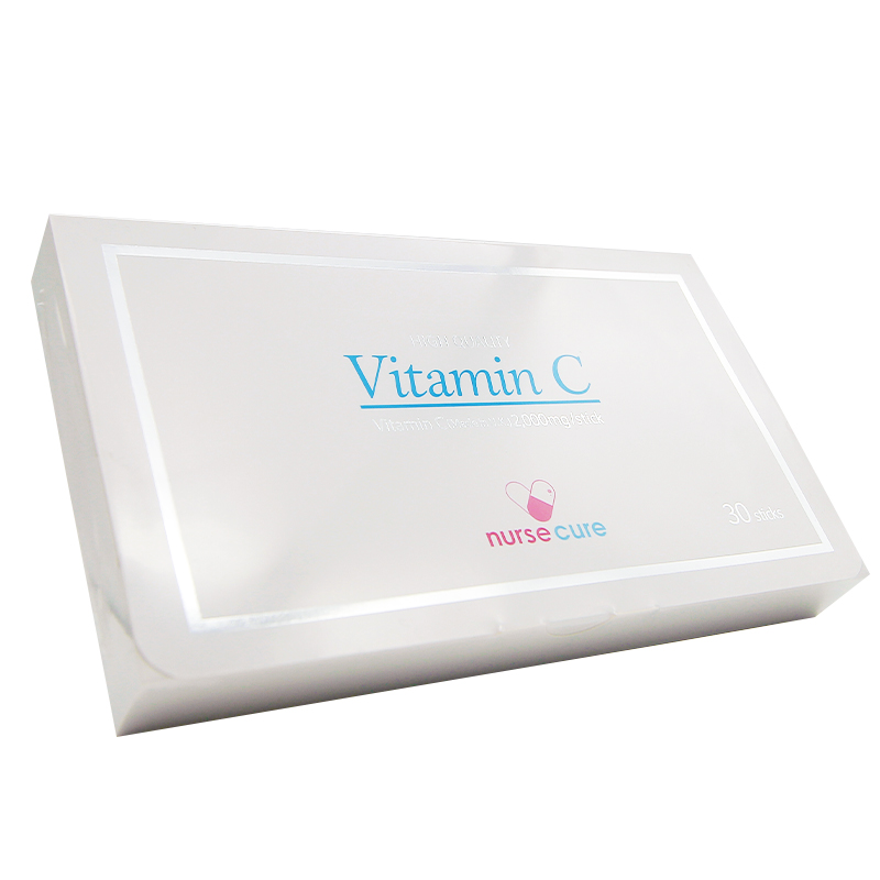 定期購入ナースキュア公式 ビタミンC サプリメント30包 1か月分 送料無料