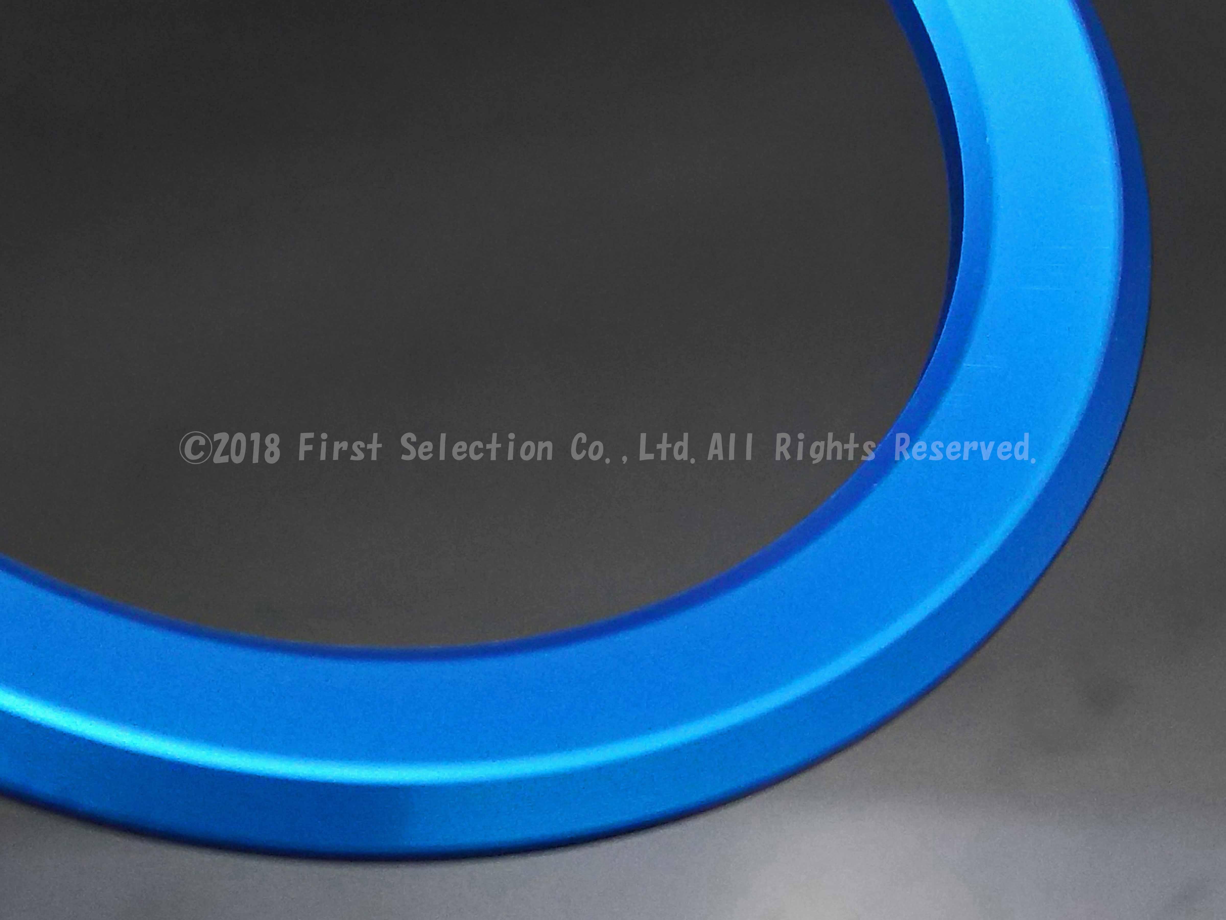 BMW車用 ハンドルセンターカラーリング ブルー
