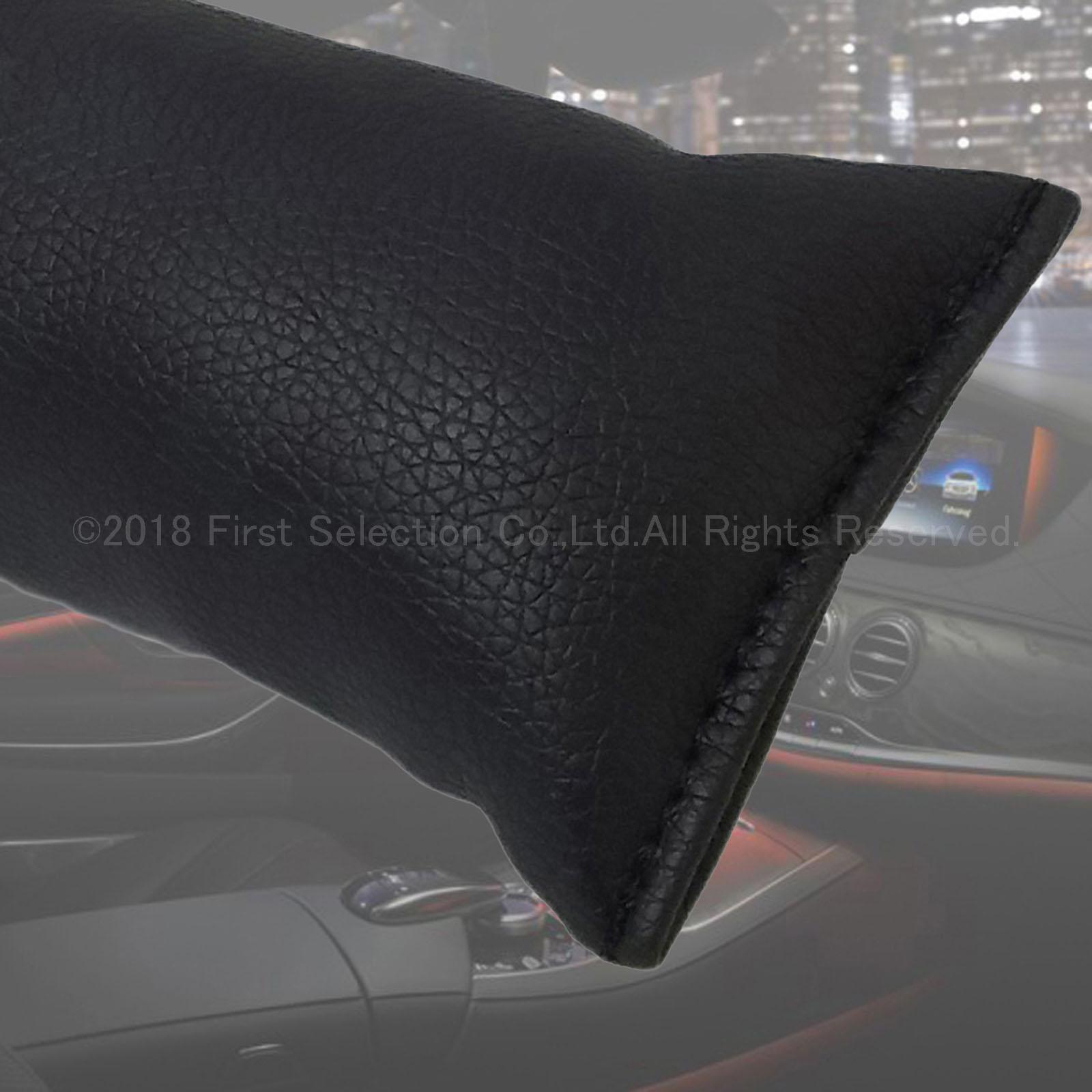 Mercedes-Benz ベンツ用 AMGロゴ 汎用シートサイドクッション 黒 W177 W176 W247 W246 W205 W213 W222 C117 C218 X156 X253 W166