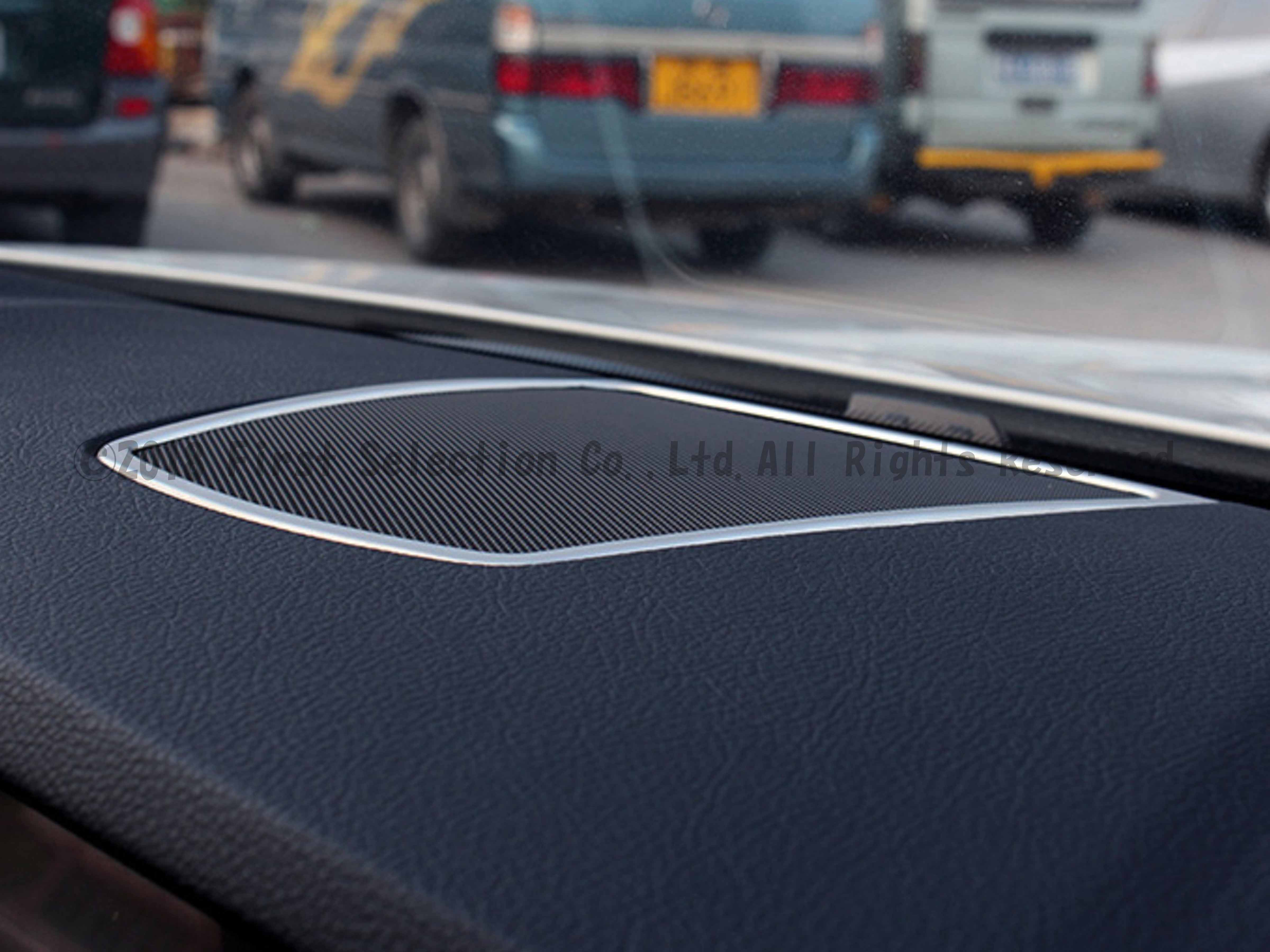 BMW車 F系5シリーズ用 センタースピーカーデコレーショントリム