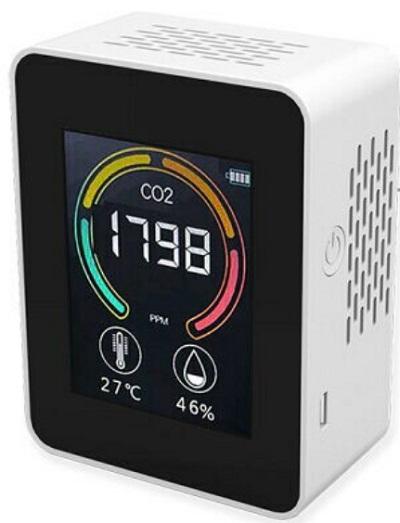 CO2濃度測定器 AIR MONITOR4 (エアーモニター4)