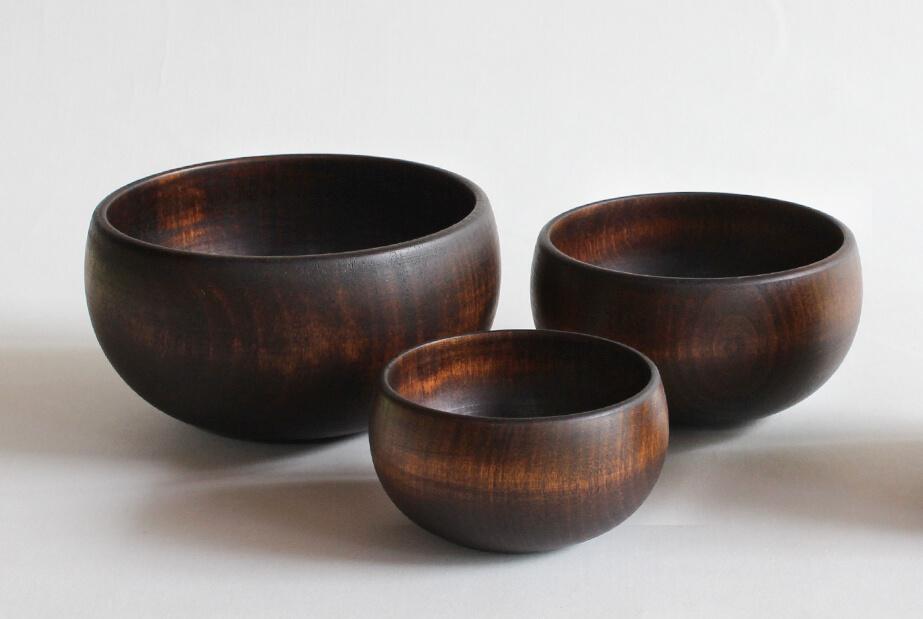 シェーヌ・ドゥ ネストボウル[予約販売/2021年1月上旬お届け] | 無垢 木の器 木製 ボウル カフェ食器 拭き漆|
