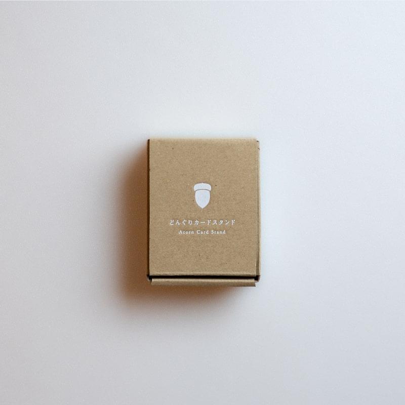 ドングリカードスタンド[予約販売/12月上旬お届け]