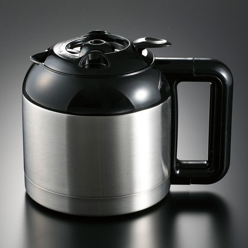 デザイアコーヒーメーカー7640JP用 ステンレスカラフェ蓋
