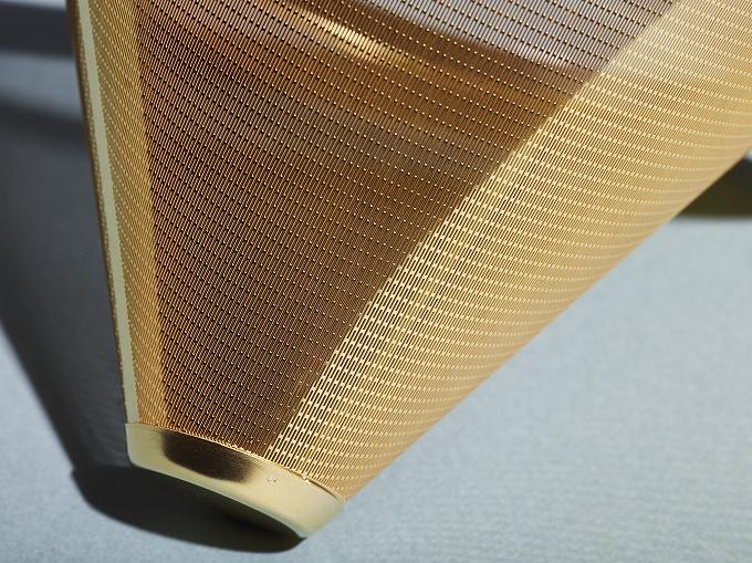 ゴールドコーンフィルター&サーバー C750GD