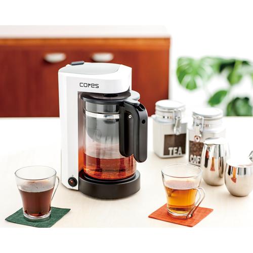 5カップコーヒーメーカー C301-WH