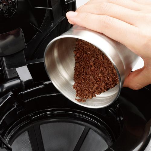マットブラックコーヒーグラインダー 7660JP-BK(限定色)