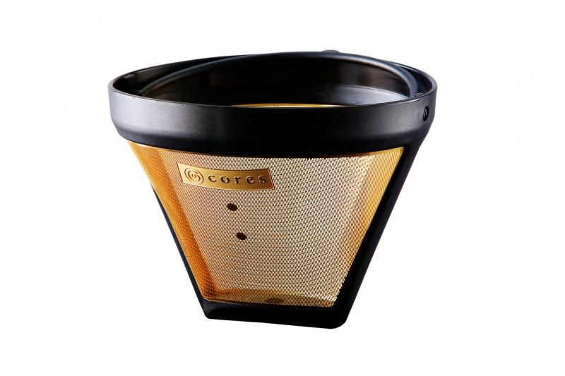 C246BKコレスゴールドフィルター ブラックフィルターホルダー