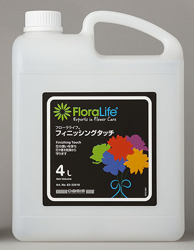 Floralife(R) フィニッシングタッチ 4L