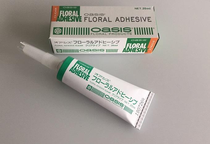 フローラル・アドヒーシブ/チューブタイプ 20ml 20本入