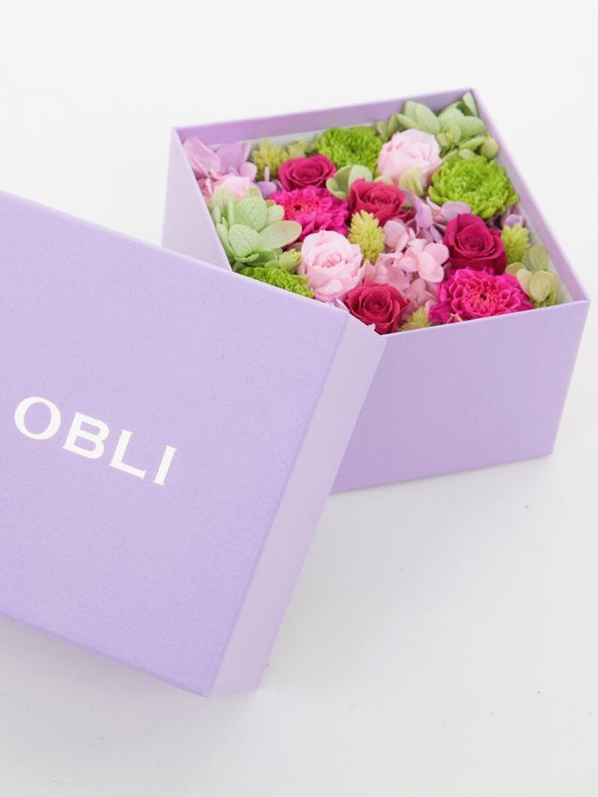 OBLIフラワーBOX