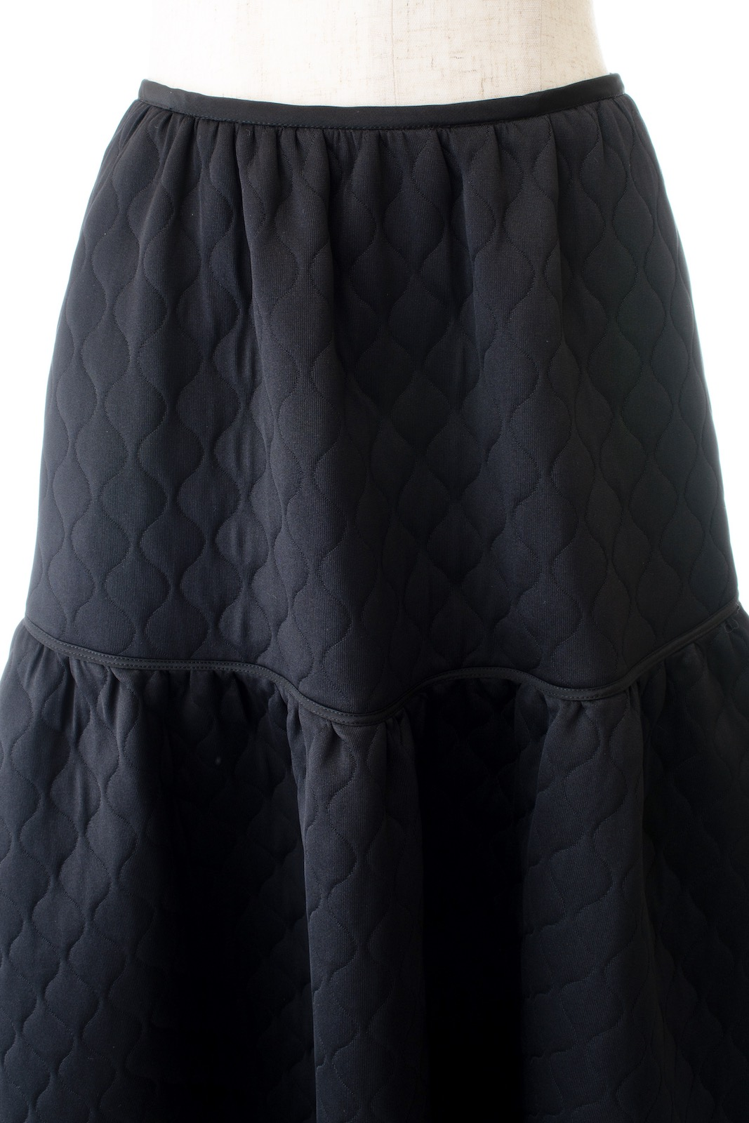 キルティングリボンスカート【残り2点】